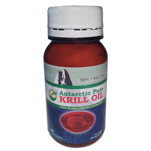 100% Pure Antarctic Krill Oil-90gm