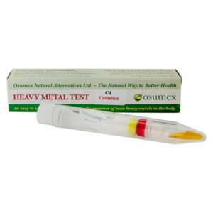 Heavy Metals Test Cadmium Kit