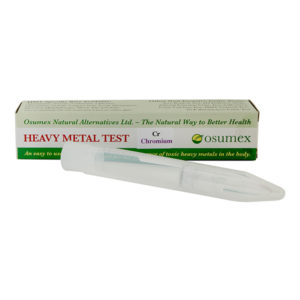 Heavy Metals Test Chromium Kit