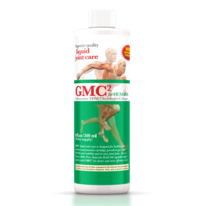 GMC2 Liquid Glucosamine with Collagen - For Humans