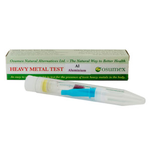 Heavy Metals Test Aluminium Kit