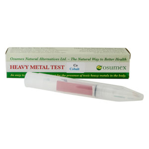 Heavy Metals Test Cobalt Regular Kit